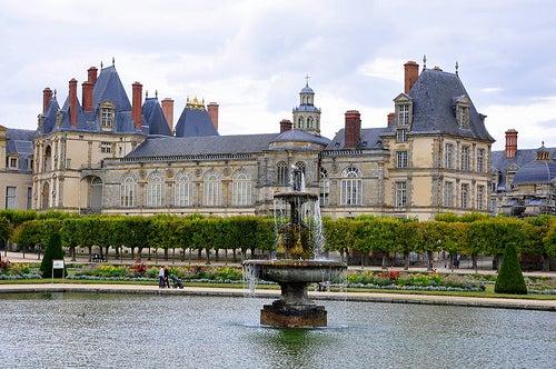 palacio de Fontainebleau 4