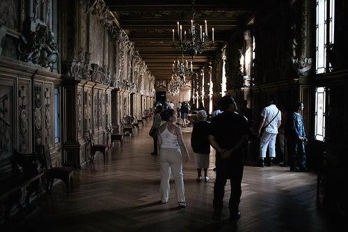 palacio de Fontainebleau 6