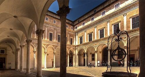 palacio ducal urbino