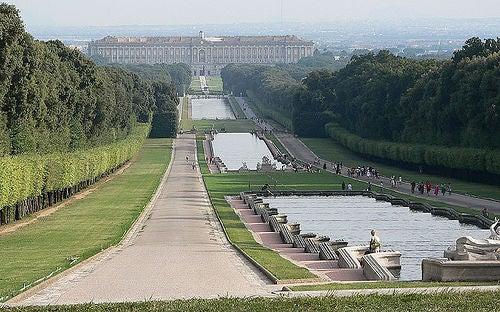 El Palacio Real de Caserta, la magnificencia del palacio más grande del mundo