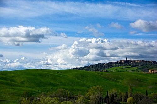 Pienza en la Toscana, la ciudad de los Papas