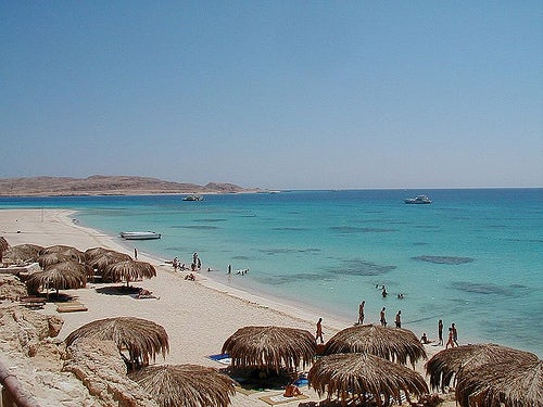 playas hurghada