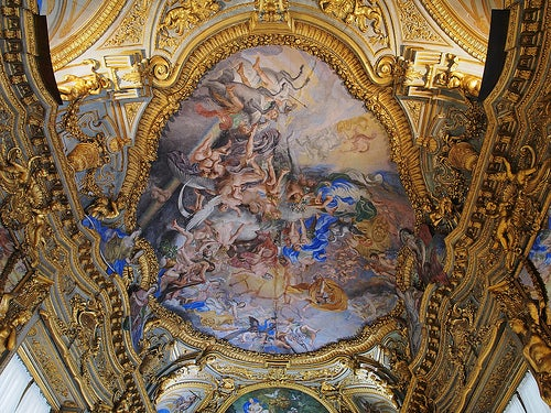techo palacio rolli