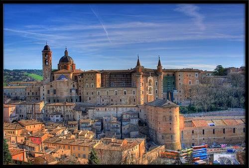 La localidad de Urbino, cuna del Renacimiento y de grandes de artistas