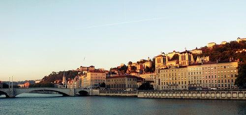 El Vieux Lyon, el casco antiguo de esta maravillosa ciudad francesa