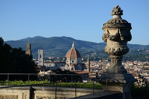 Recorrido por las Villas Palaciegas de los Medici en la Toscana