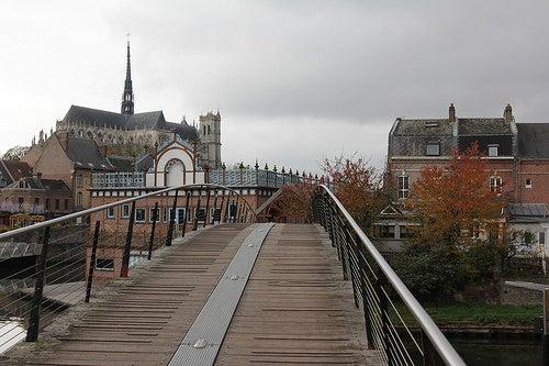 Una mirada a la exquisita ciudad de Amiens en Francia