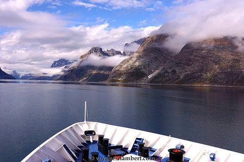 La indomable isla Baffin en Canadá