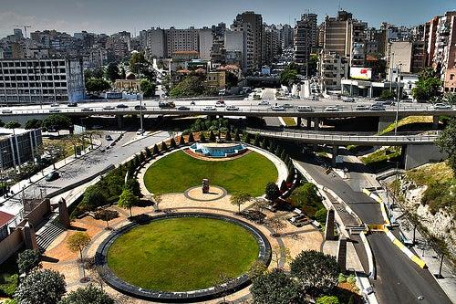 Beirut en Líbano, una hermosa ciudad