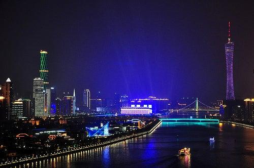 Recorramos la espectacular ciudad de Cantón en China