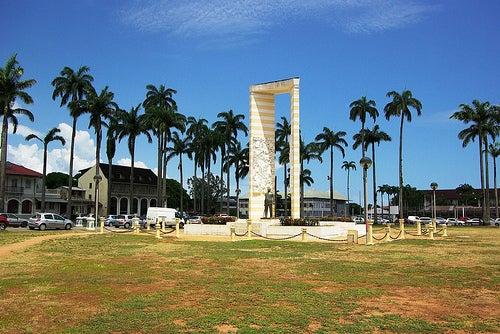 La Guayana Francesa, un territorio escondido