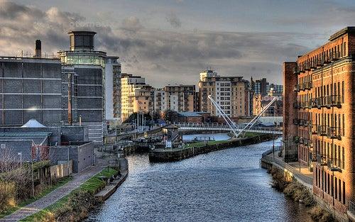 Una visita a la ciudad de Leeds en Inglaterra