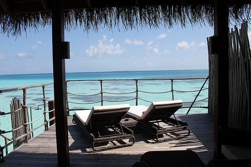 Las increíbles playas de las Maldivas