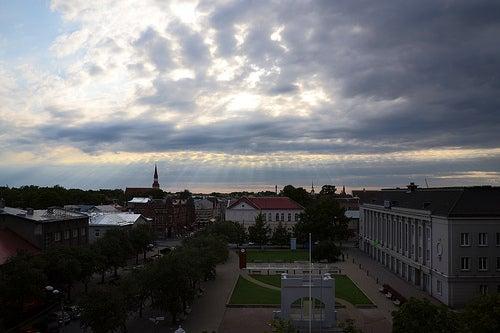 Conozcamos la turística ciudad de Parnu en Estonia