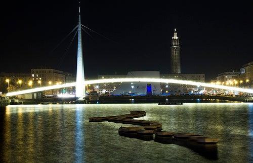 La ciudad de El Havre en Francia, una belleza de arquitectura moderna