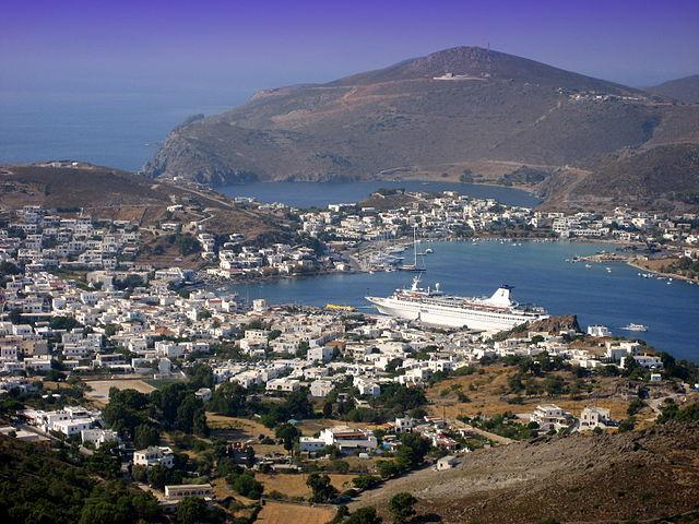 La isla de Patmos, el lugar sagrado de la Cueva del Apocalipsis de San Juan