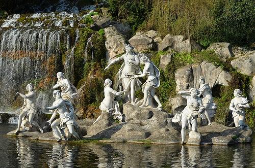 jardines palacio real de caserta 2