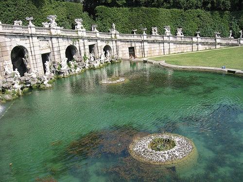 jardines palacio real de caserta 3