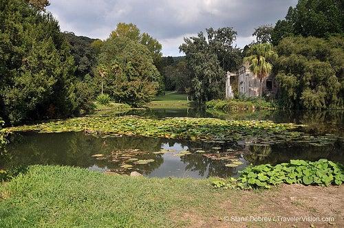jardines palacio real de caserta 4