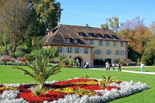 Mainau o la Isla de la Flores en Alemania, todo un jardín espectacular