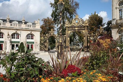 Nancy en Francia, la ciudad con las plazas más bonitas del mundo