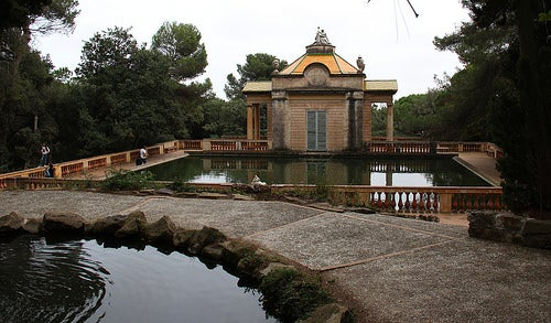 parque laberinto del horta