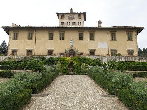 La espectacular Villa della Petraia, un balcón natural sobre Florencia