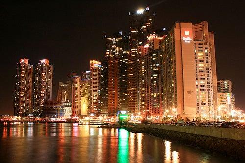 La ciudad de Busan, una joya de Corea del Sur