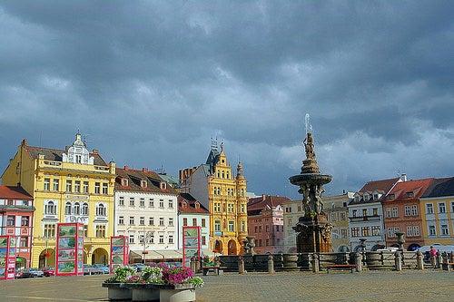 Ceske Budejovice, una joya de la República Checa
