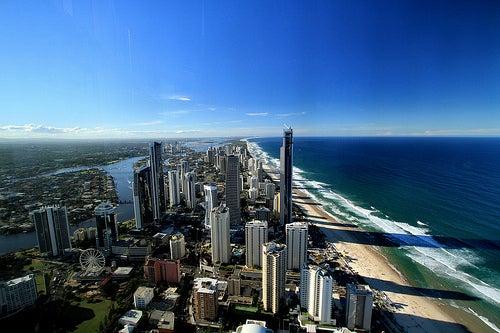 Un fantástico paseo por la exuberante Gold Coast en Australia