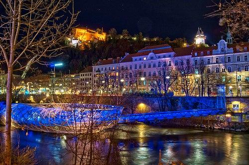 Graz en Austria, una bella y cultural ciudad