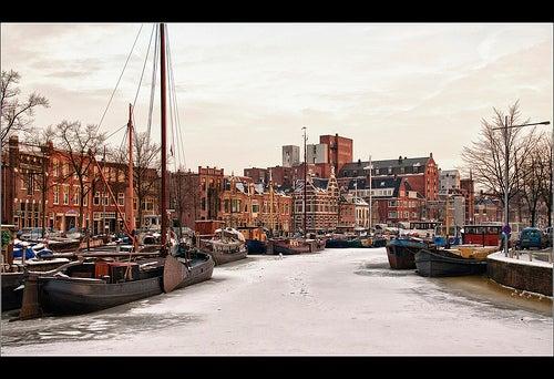 Groningen la ciudad monumental y más joven de los Países Bajos