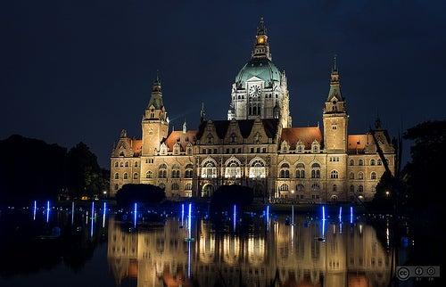 Hannover en Alemania, un lugar de edificios espectaculares