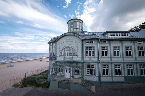 Jurmala en Letonia, una bella ciudad costera