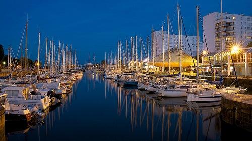 Una ciudad de historia y cultura, Lorient en Francia
