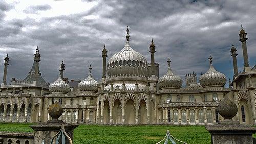 El Palacio Royal Pavilion, una obra espectacular