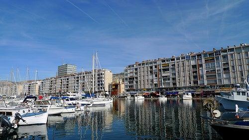 Un vistazo a la hermosa ciudad costera de Tolón en Francia