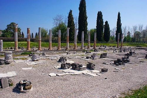Aquilea en Italia y sus tesoros excepcionales: la Basílica Patriarcal y su conjunto arqueológico