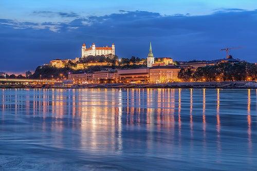 Un emocionante recorrido por la Ciudad Vieja de Bratislava, la capital de Eslovaquia