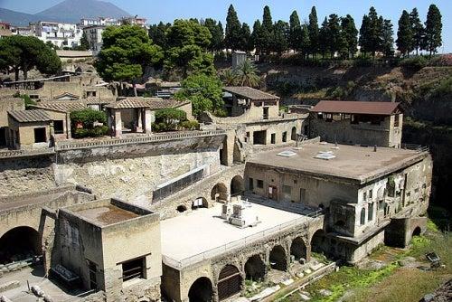 Herculano en Italia, la otra ciudad que devastó el Vesubio