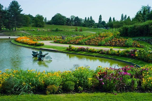El Parque Floral de París, fragancia y color en su máxima expresión