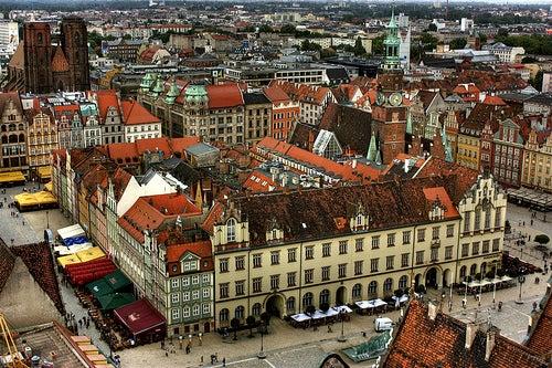 Breslavia en Polonia, un destino encantador