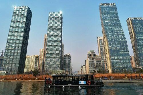 Incheon en Corea del Sur, un destino fantástico