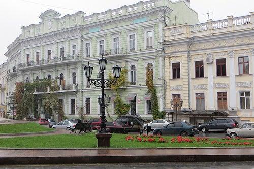 Odesa en Ucrania, una joya del Mar Negro