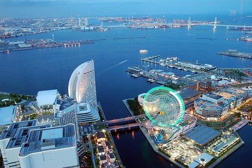 Yokohama en Japón, una ciudad hipnotizante