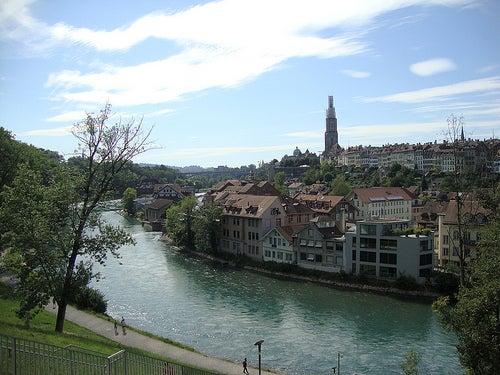 El casco antiguo de Berna, un lugar con encanto que no puedes perderte