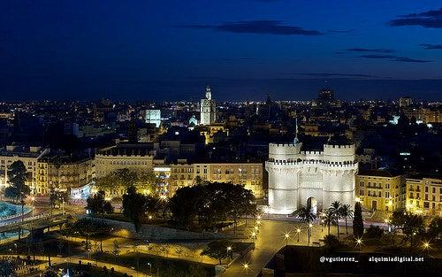 Te invitamos recorrer el centro histórico de Valencia, uno de los más hermosos de España