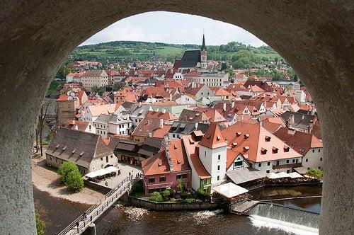 La ciudad checa de Český Krumlov, un maravilloso lugar por descubrir