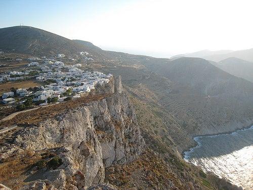 Conoce la isla de Folegrandos en Grecia, la isla de la paz