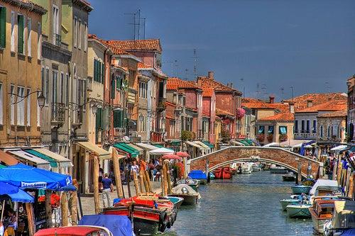 Un recorrido por la Isla de Murano en Italia, cuna del famoso cristal artesanal